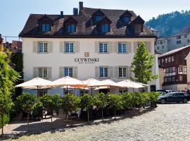 Gutwinski Hotel, Feldkirch