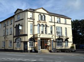 The Swan Hotel, Abergavenny