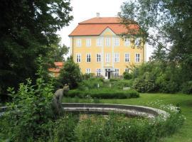 Jagdschloss Quitzin, Grimmen