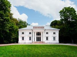 Pałac Cieleśnica, Cieleśnica