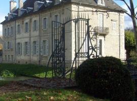 Château De Serrigny, Ladoix Serrigny