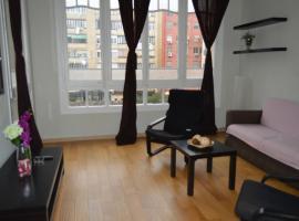 Cozy Apartment Near Sagrada Familia 21B