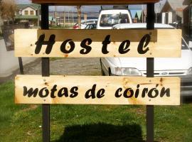 Motas de Coirón, Puerto Natales