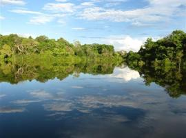 Reserva Natural Heliconia Amazonas, Leticia