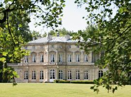 Château De La Motte Fenelon, Cambrai