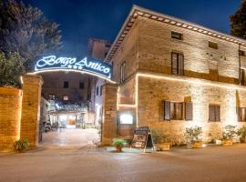Hotel Borgo Antico, Monteroni d'Arbia