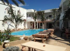 Appart Hotel Rodes, Mezraia