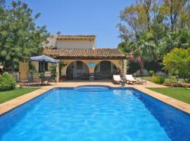 Villa Pinella, Denia