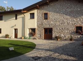 Casa della Fornace, San Vito al Torre