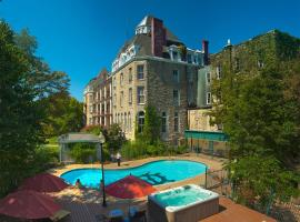 1886 Crescent Hotel and Spa, Eureka Springs