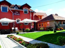 Vila Boska Palic, Palics
