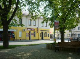 Hotel Konsul, České Velenice