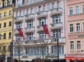 EA Hotel Jessenius, Karlovy Vary