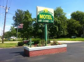 Green Crest Motel, Mount Orab