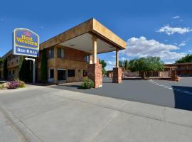 Best Western Red Hills, Kanab