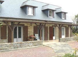 Chambre D'hôtes Les Tesnières - Baie du Mont St Michel, Crollon