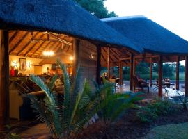 Jackalberry Lodge, Thornybush Game Reserve