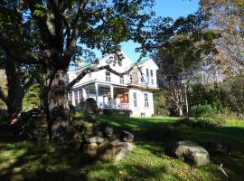 Chamcook Forest Lodge Bed & Breakfast, Saint Andrews