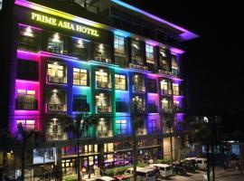 Prime Asia Hotel, Angeles
