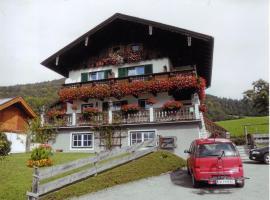 Haus Wintersteller, St. Wolfgang