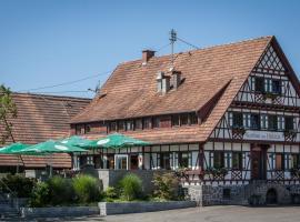 Gasthaus zum Hirsch, Gutach