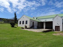 Onderkloof Wine Estate, Sir Lowry Pass