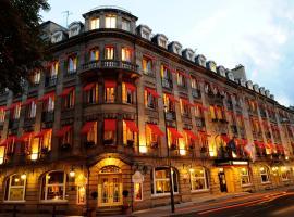 ホテル デュ パルク - ミュールーズ サントル