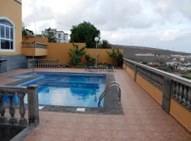 Santa Margarita, Marzagán