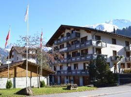 The Angels Lodge, Engelberg