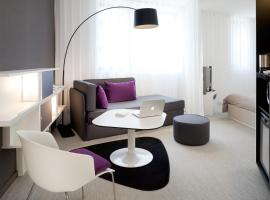Novotel Suites Paris Issy Les Moulineaux