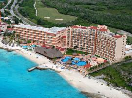 El Cozumeleño Beach Resort - All Inclusive, Cozumel