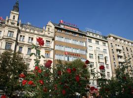 Ramada Prague City Centre, Praga