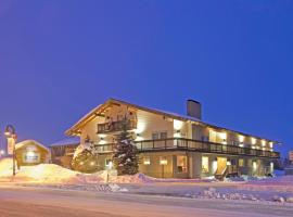 The Mammoth Creek Inn, Mammoth Lakes