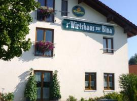 Wirtshaus Zur Bina, Vilsbiburg