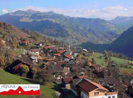 Gästehaus Alpina in Fanas, Fanas