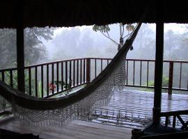 La Ceiba Reserva Natural, Puerto Viejo