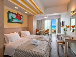 Palm Beach Hotel Apartments, Rethymno Town