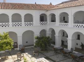Hospederia Convento de la Parra, La Parra