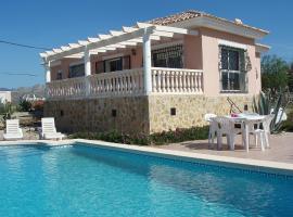 Holiday home Pla Partiors Busot, El Campello