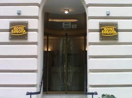 Hotel Europa, Brno