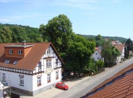 Gasthof und Pension Frankenthal, Gera