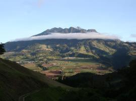 Hacienda las Nubes, Cerro Punta