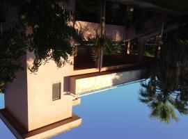 巴勒莫度假公寓, 巴勒莫