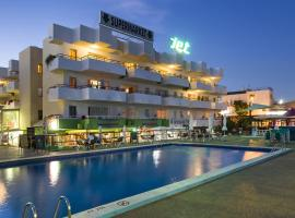 Apartamentos Jet - Adults Only, Playa d'en Bossa