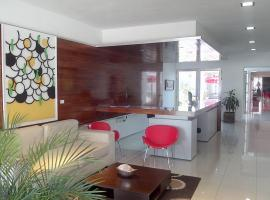 Hotel Ritz, Alta Gracia