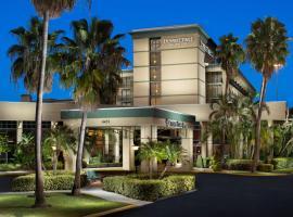 DoubleTree by Hilton Palm Beach Gardens, حدائق شاطئ بالم