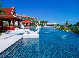 Amatara Resort & Wellness, Panwa Beach