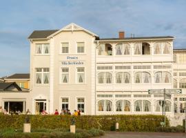 Pension Villa Seefrieden, Binz