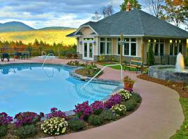 Luxury Mountain Getaways at Nordic Village, Jackson