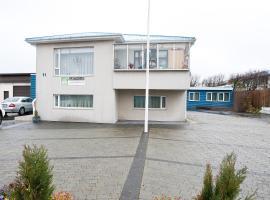 G. G. Guesthouse, Keflavík